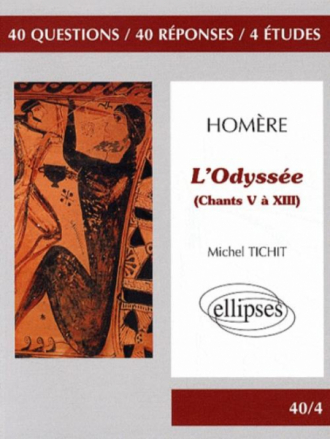 Homère, L'Odyssée (Chants V à XIII)