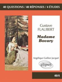 Madame Bovary, Flaubert