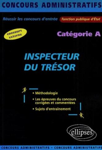 Inspecteur du trésor - catégorie A