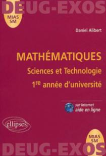 Mathématiques 1re année d'université Sciences et technologie