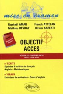 Objectif ACCES Toutes matières - Un volume