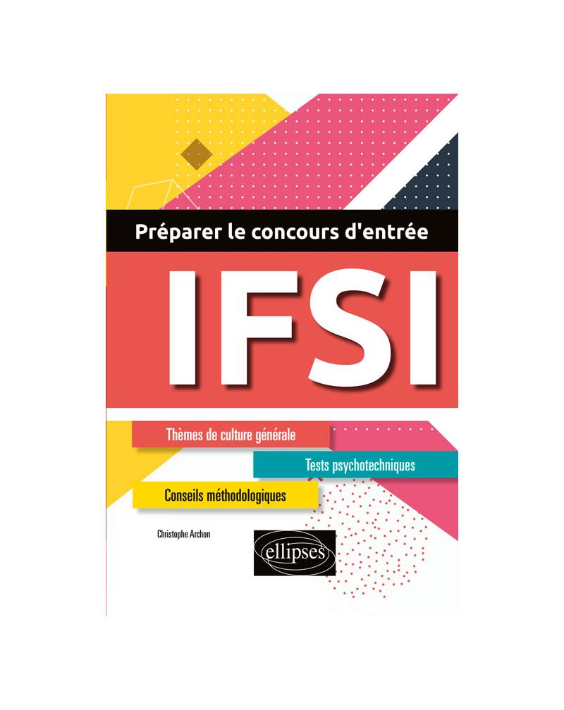 Préparer le concours d'entrée en IFSI