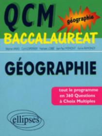 QCM Baccalauréat - géographie