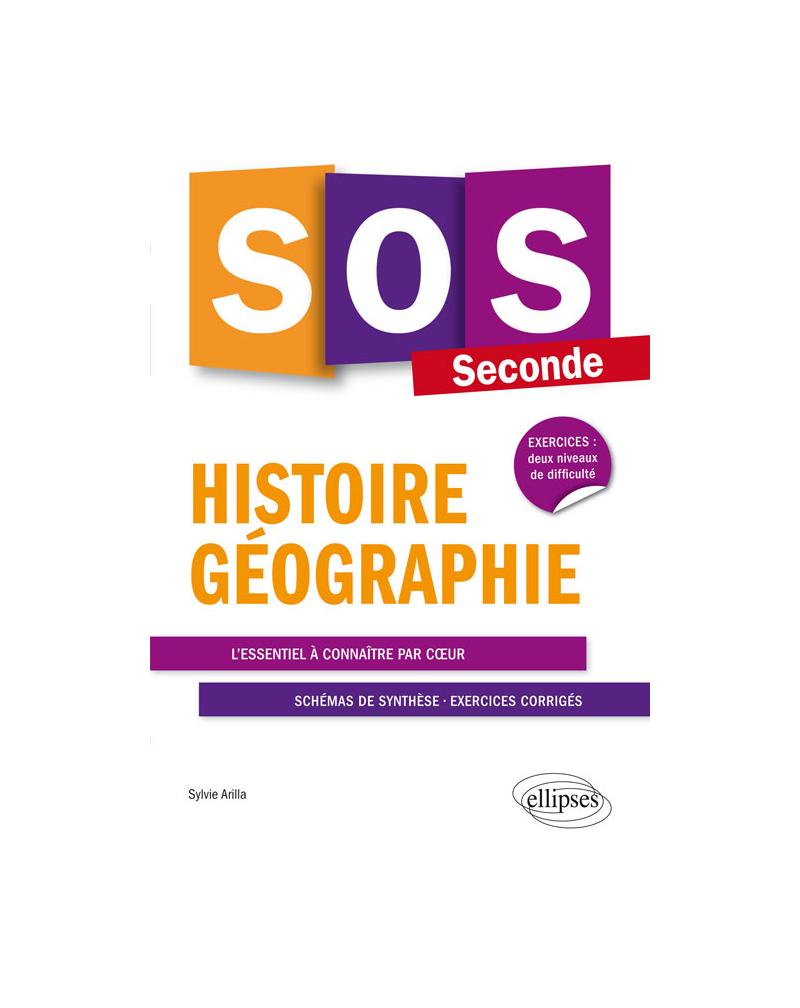SOS Histoire-Géographie - Seconde