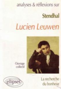 Stendhal, Lucien Leuwen
