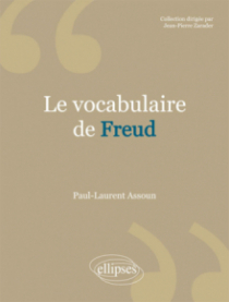 Le vocabulaire de Freud