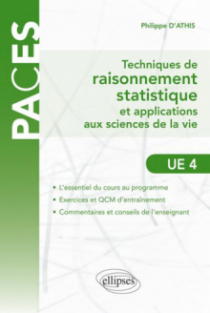 UE4 - Techniques de raisonnement statistique et applications aux sciences de la vie