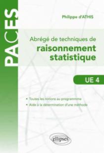 UE4 - Abrégé de techniques de raisonnement statistique