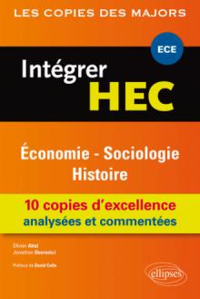 Intégrer HEC-ECE : Économie - Sociologie - Histoire