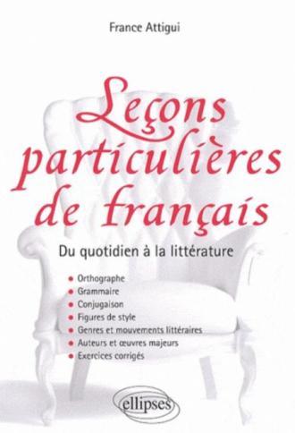 Leçons particulières de français