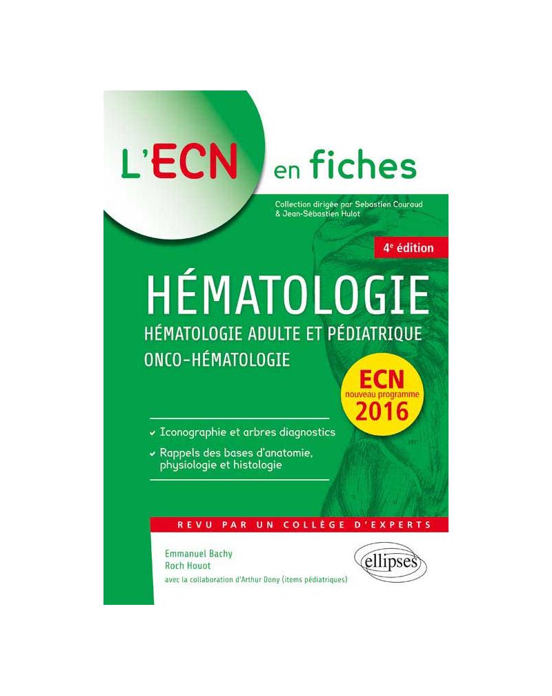 Hématologie - 4e édition
