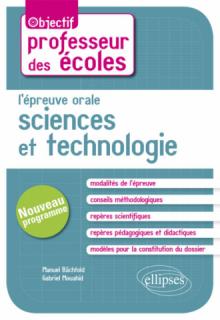 L'épreuve orale d'admission - Sciences et technologie