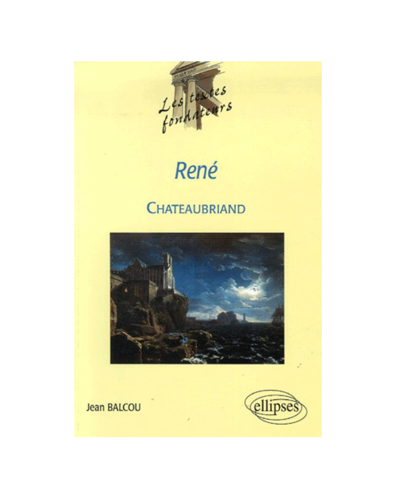 Chateaubriand, René