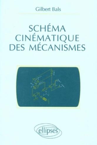 Schéma cinématique des mécanismes