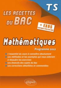 Mathématiques - Terminale S programme 2012