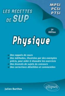 Physique - classes prépas MPSI - PCSI - PTSI - conforme aux programmes 2013