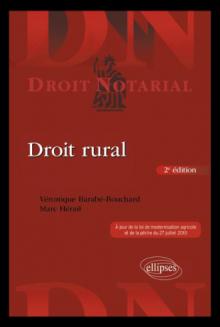 Droit rural - 2e édition mise à jour