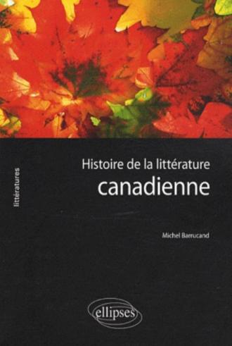 Histoire de la littérature canadienne