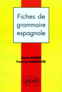 Fiches de grammaire espagnole