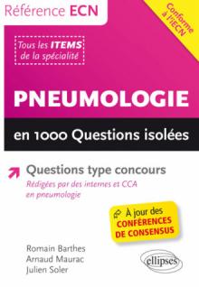 Pneumologie en 1000 questions isolées