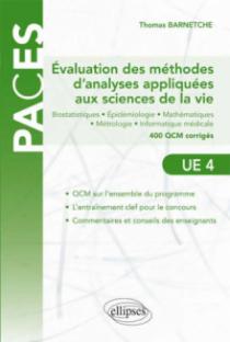 UE4 - Biostatistiques - 600 QCM