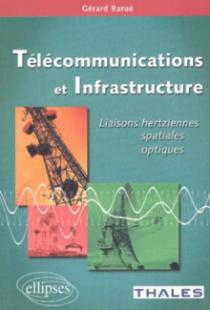 Télécommunications et infrastructure - Liaisons hertziennes, spatiales, optiques.