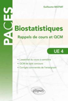 UE4 - Biostatistiques : rappels de cours et QCM