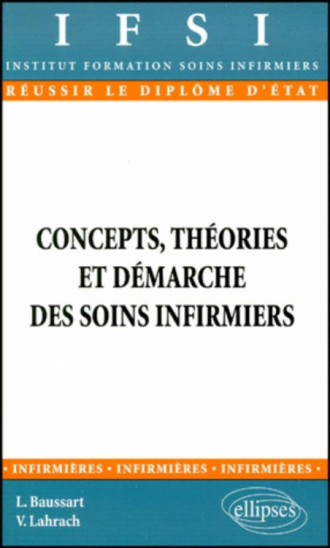 Concepts, théories et démarche des soins infirmiers - n° 15