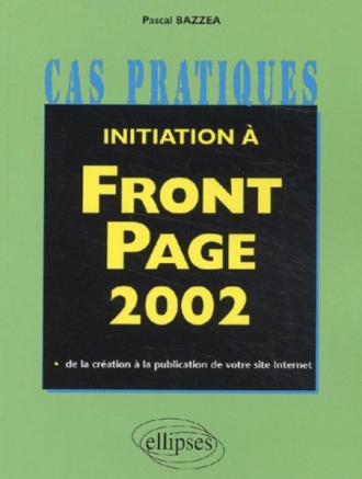 Initiation à Front Page 2002