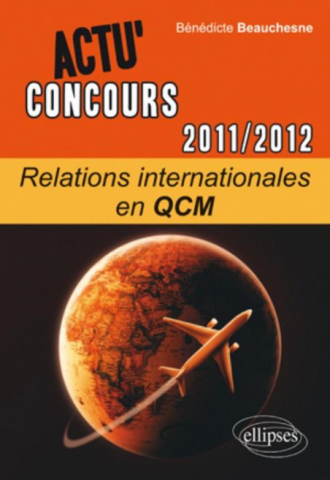 Relations Internationales en Qcm 2011-2012