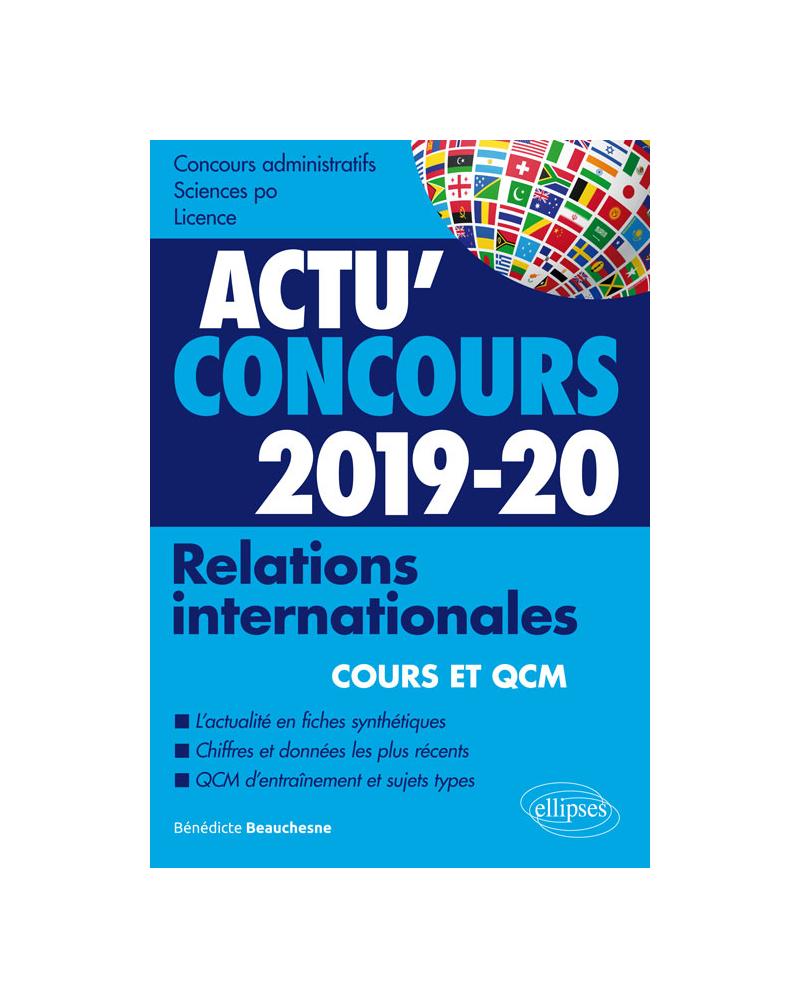 Relations Internationales - concours 2019-2020