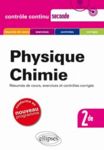 Physique chimie Seconde - Nouveau programme 2010
