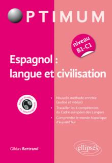 Espagnol : langue et civilisation  (niveau B1-C1)