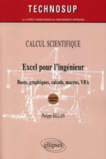 Excel pour l'ingénieur - 2e édition