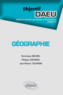 Géographie - DAEU A