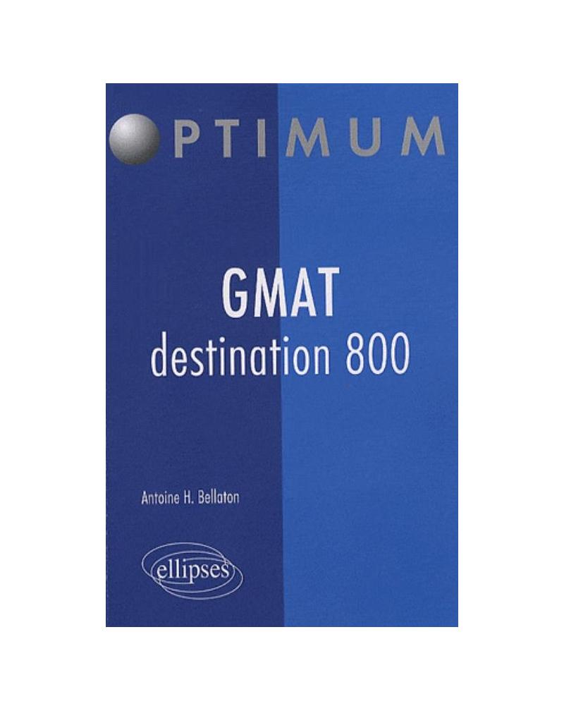GMAT destination 800