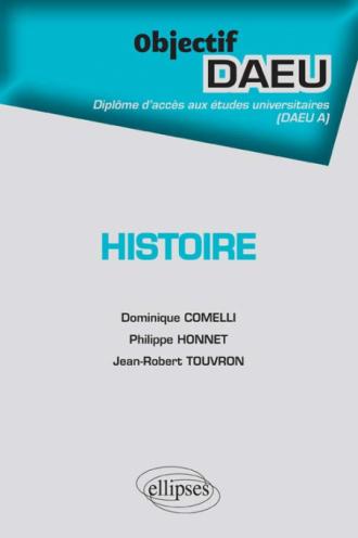 Histoire - DAEU A