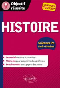 Histoire - Concours d'entrée Sciences Po Paris et Province