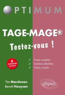 Testez-vous au TAGE-MAGE® - 8 tests complets corrigés
