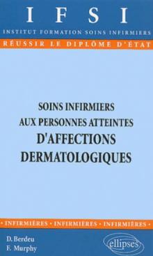 Soins infirmiers aux personnes atteintes d'affections dermatologiques - n°19
