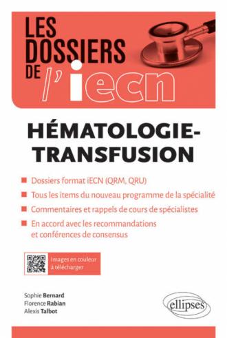 Hématologie-Transfusion