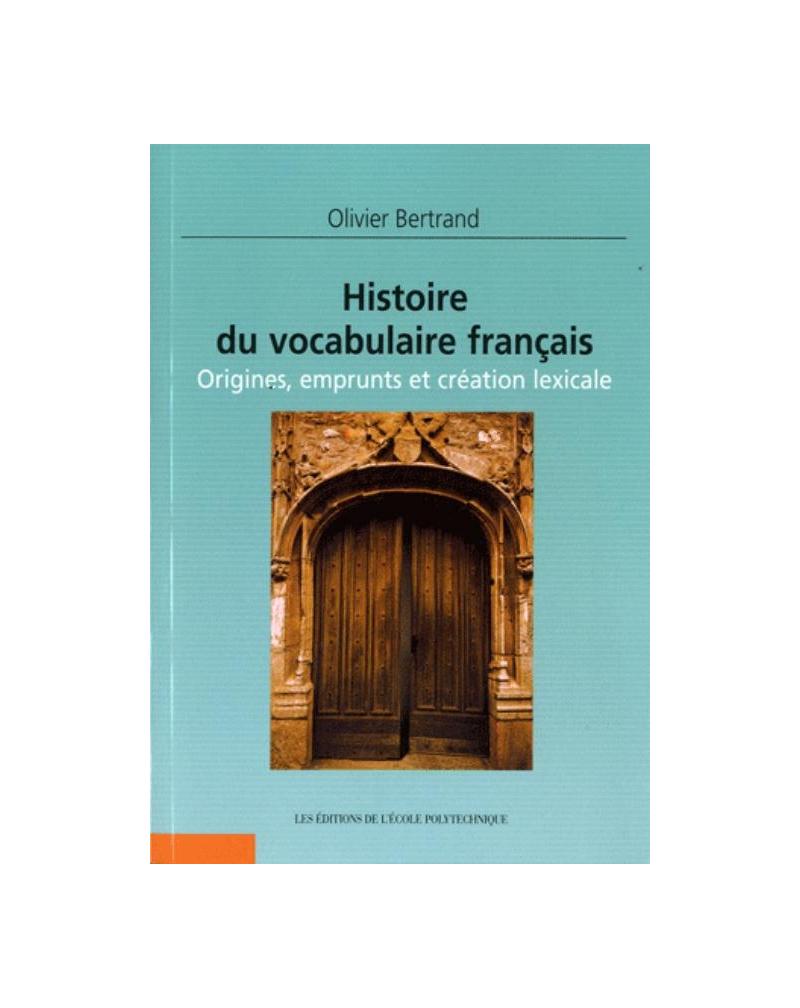 Histoire du vocabulaire français
