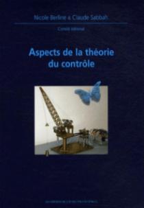 Aspects de la théorie du contrôle. Journées Mathématiques X-Ups 1999