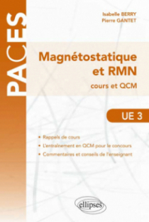 UE3  Magnétostatique et RMN  cours et QCM