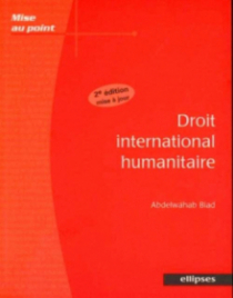 Droit international humanitaire - 2e édition