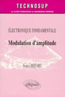 Modulation d'amplitude - Électronique - Niveau C
