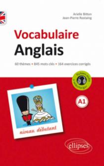 Vocabulaire anglais de base (niveau débutant) • A1 • [avec fichiers audio et exercices corrigés]