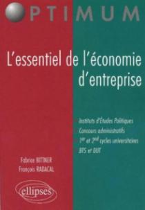 L'essentiel de l'économie d'entreprise