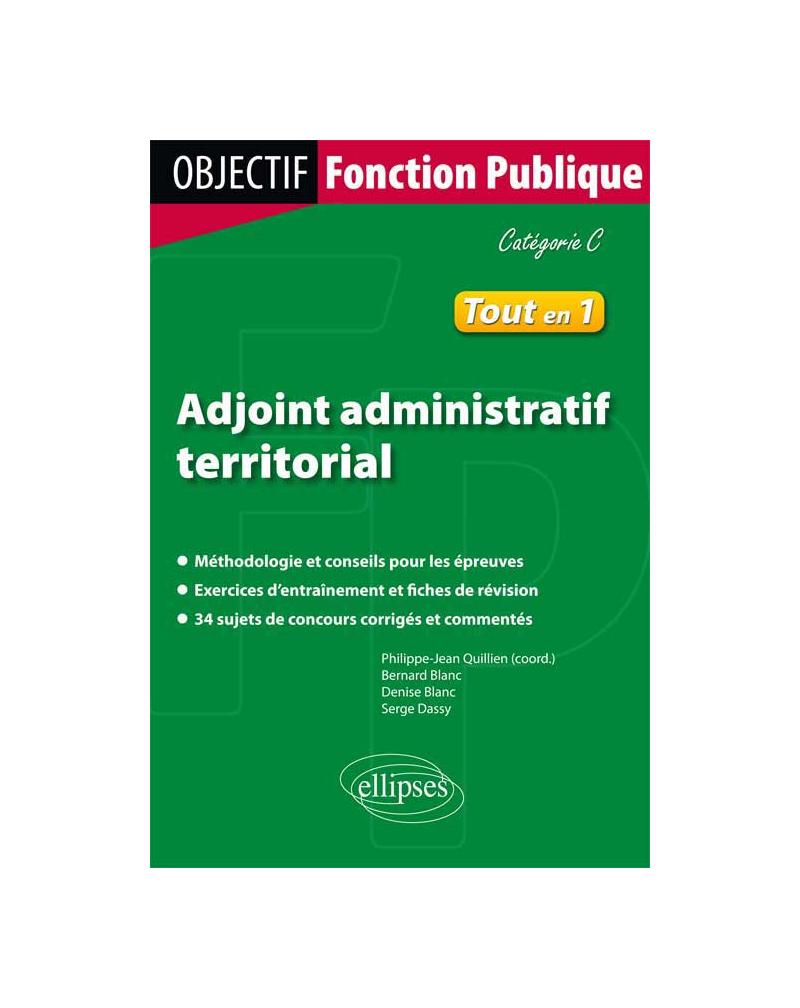 Adjoint administratif territorial