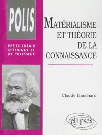 Matérialisme et théorie de la connaissance